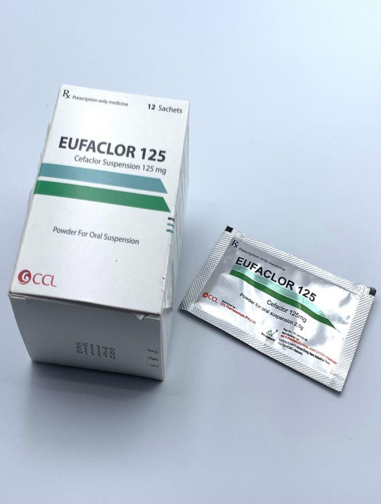 Eufaclor 125