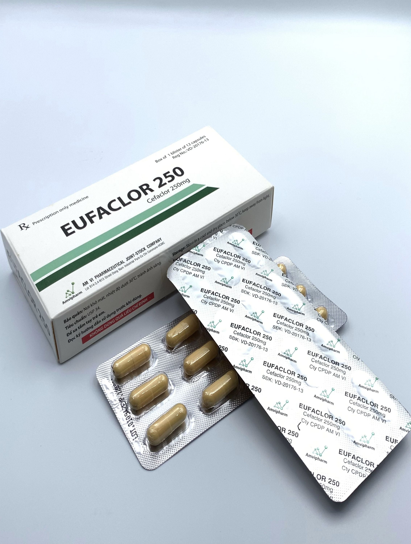 Eufaclor 250