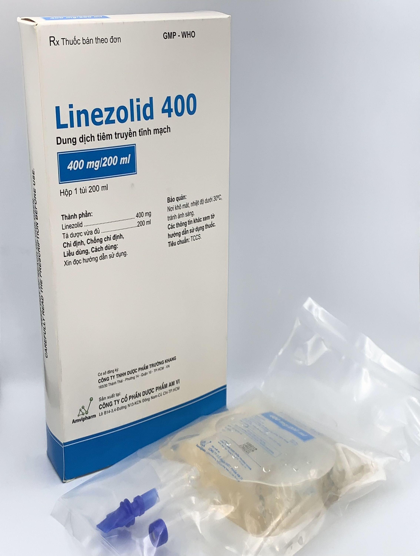Linezolid 400