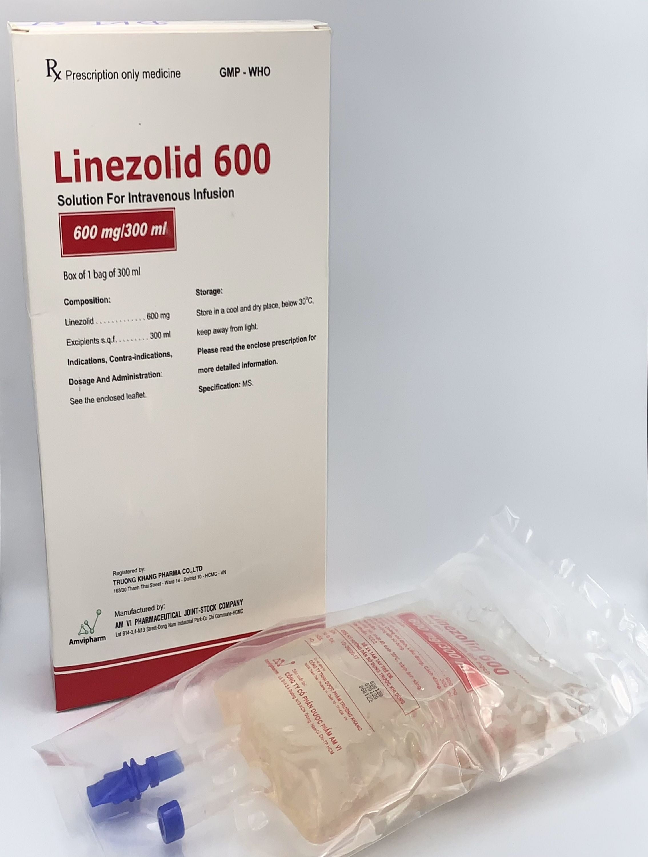 Linezolid 600