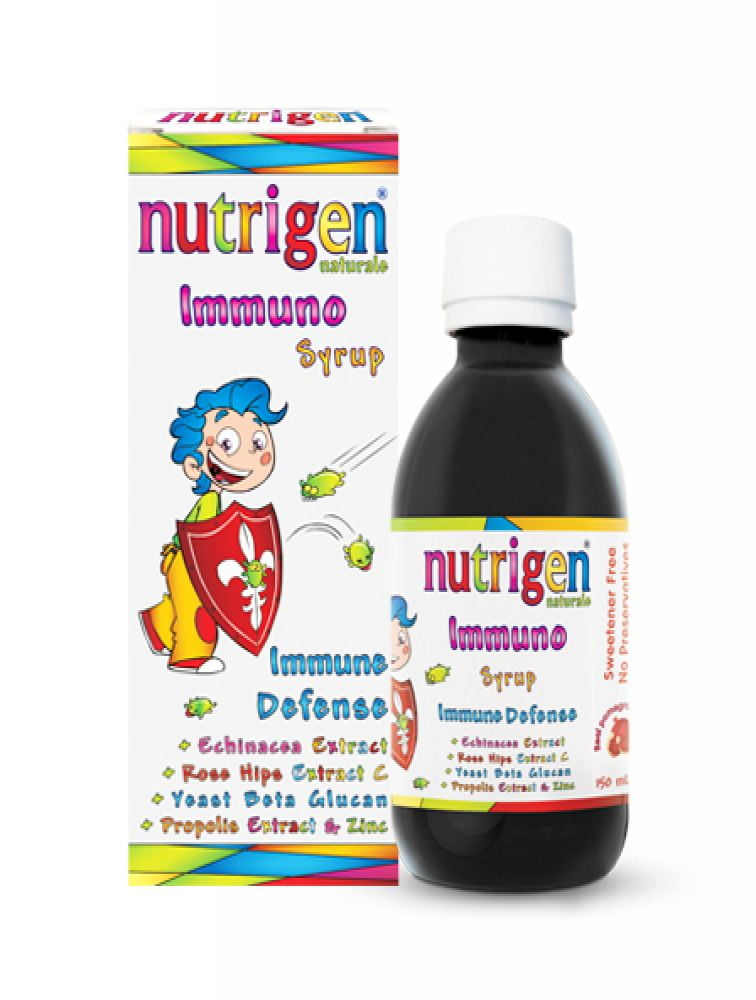 Nutrigen Naturale Immuno Syrup