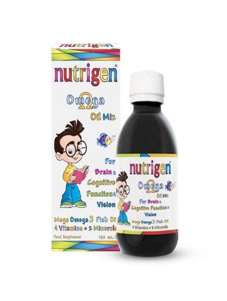 Nutrigen Omega Fish Oil Syrup