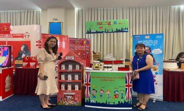 Amvipharm- Nutrigen Việt Nam hân hạnh tài trợ cho hội nghị dinh dưỡng HCM mở rộng lần thứ 9