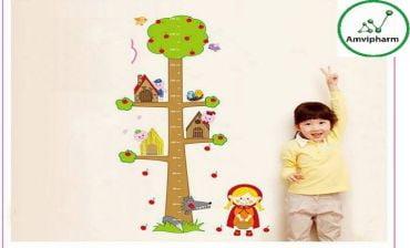 Lý do nào khiến các bé không phát triển chiều cao?