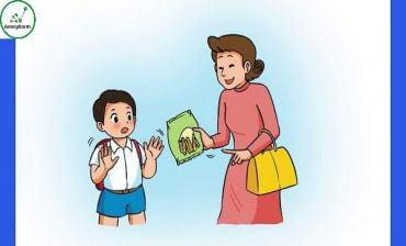 Trang bị kỹ năng ứng xử cho trẻ trước người lạ