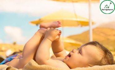 Thói quen xấu gây ảnh hưởng đến sự phát triển xương của bé