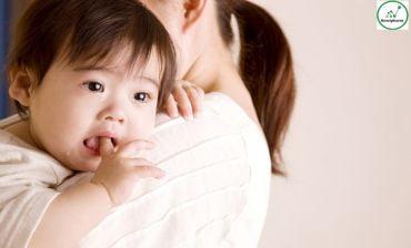 Trẻ hay ốm vặt - Biểu hiện và cách khắc phục