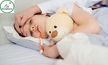 Làm sao để trẻ thoát khỏi những đợt ốm vặt?
