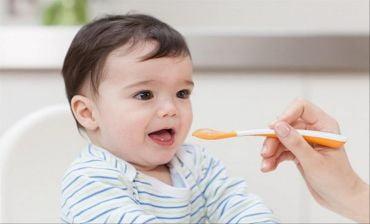 Chế độ dinh dưỡng cho bé khiến bé tăng cân vùn vụt mẹ thích mê